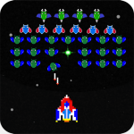 Galaxiga Retro  2.02f (Mod)