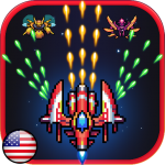 Falcon Squad Galaxy Attack – Free shooting games  66.5 (Mod)