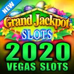 Grand Jackpot Slots Free Casino Machine Games  1.0.50 (Mod)
