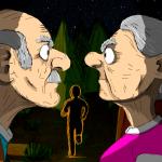 Grandpa And Granny Two Night Hunters  0.5.2 (Mod)