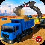 Heavy Excavator Crane: Construction City Truck 3D 1.0.7 (Mod)