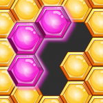 Hexa Puzzle Block! Legends 1.7 (Mod)