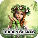 Hidden Scenes – Free Fairy Puzzle Adventure Game 1.3 (Mod)