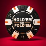Hold'em or Fold'em – Poker Texas Holdem 1.2.1  (Mod)