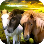 🐴❤️🐴 Horse Family: Fantasy Survival Simulator 1.2.2 (Mod)