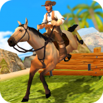 Horse Riding Simulator 3D : Jockey Mobile Game 1.4 (Mod)