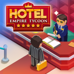 Hotel Empire Tycoon Idle Game Manager Simulator  1.9.7 (Mod)
