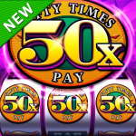 Huge Win Slots Real Casino Slots in Vegas Nights  3.26.0  (Mod)