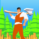 Idle Lumberjack 3D  1.5.15 (Mod)
