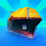 Idle Ship Tycoon: Port Manager Simulator 1.3 (Mod)