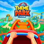 Idle Theme Park Tycoon – Recreation Game  2.5.3 (Mod)
