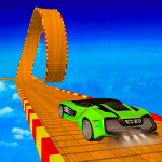 Impossible Dangerous Tracks Real Crazy Cars Stunt 0.1 (Mod)