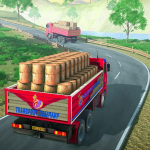 Indian Truck Driving : Truck Wala Game  1.30 (Mod)