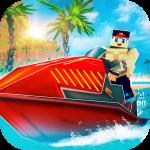 Jet Ski Craft: Crafting, Stunts & Jetski Games 3D 1.2-minApi23 (Mod)