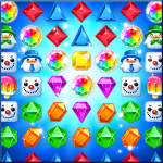 Jewel Pop Mania:Match 3 Puzzle 20.1015.09(Mod)