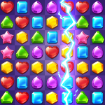 Jewel Town – 10,000+ Match 3 Levels 1.6.4 (Mod)