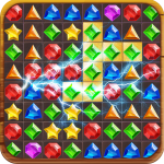 Jewels Jungle Treasure : Match 3  Puzzle 1.7.0 (Mod)
