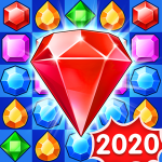 Jewels Legend – Match 3 Puzzle  2.39.12 (Mod)