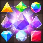 Jewels Star Story : Crystal Rain Jewels Game 1.47  (Mod)