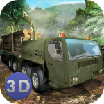 Jungle Logging Truck Simulator 1.4 (Mod)