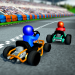 Kart Rush Racing – 3D Online Rival World Tour 12.3 (Mod)