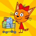 Kid-E-Cats: Three Kittens and Shopping for Kids!  (Mod)