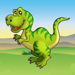 Kids Dino Adventure Game – Free Game for Children   (Mod)