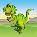 Kids Dino Adventure Game – Free Game for Children  26.7 (Mod)