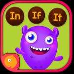 Kindergarten kids Learn Rhyming & Sight Word Games  7.0.4.2 (Mod)