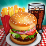Kitchen Craze Free Cooking Games & kitchen Game  2.1.8 (Mod)