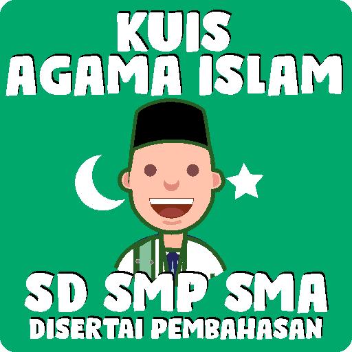 Kuis Agama Islam : Cerdas Carmat Islami Ramadhan 5.5 (Mod)