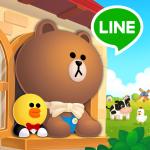 LINE BROWN FARM 3.1.7 (Mod)