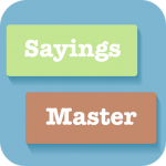 Learn English Vocabulary & Sayings- Sayings Master 1.4 (Mod)