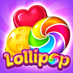 Lollipop Sweet Taste Match 3  21.0429.02 (Mod)