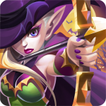 Magic Rush Heroes  1.1.291  (Mod)