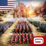March of Empires: War of Lords 4.8.1a  (Mod)