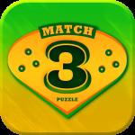 Match 3 Puzzle Game 2.3  (Mod)