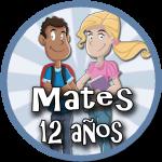 Matemáticas 12 años 1.0.15 (Mod)