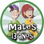 Matemáticas 13 años 1.0.14 (Mod)