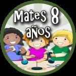 Matemáticas 8 años 1.0.17 (Mod)