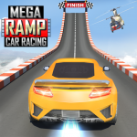 Mega Ramp Car Stunts Racing : Impossible Tracks 3D  2.3.8 (Mod)