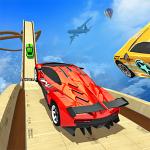 Mega Ramp Race – Extreme Car Racing New Games 2020 10.5 (Mod)