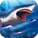 Megalodon Survival Simulator – be a monster shark! 1.1 (Mod)