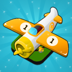 Merge Airplane Idle Tycoon 1.0 (Mod)