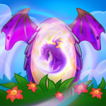 Merge World Above: Merge games Puzzle Dragon 4.0.5615 (Mod)