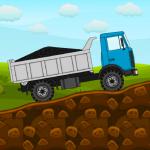 Mini Trucker – 2D offroad truck simulator 1.3.3.4  (Mod)