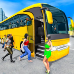 Modern Bus Drive Simulator 1.14 (Mod)