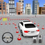 Modern Car Drive Parking Free Games – Car Games  3.90 (Mod)