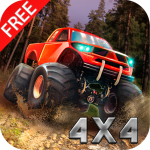 Monster Truck Offroad Rally Racing 1.33 (Mod)