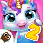 My Baby Unicorn 2 New Virtual Pony Pet  1.0.49 (Mod)